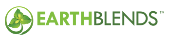 EarthBlends Retina Logo